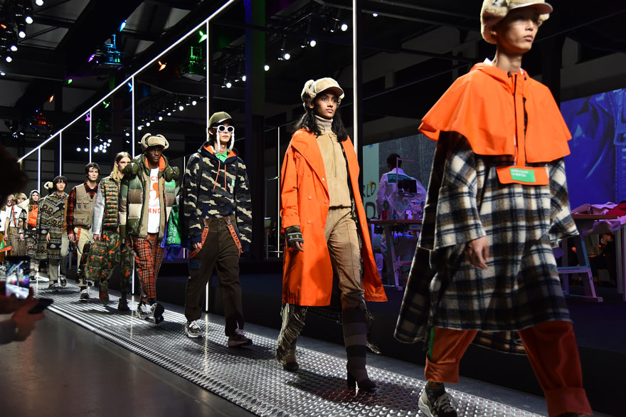 Benetton - Milan Fashion Week