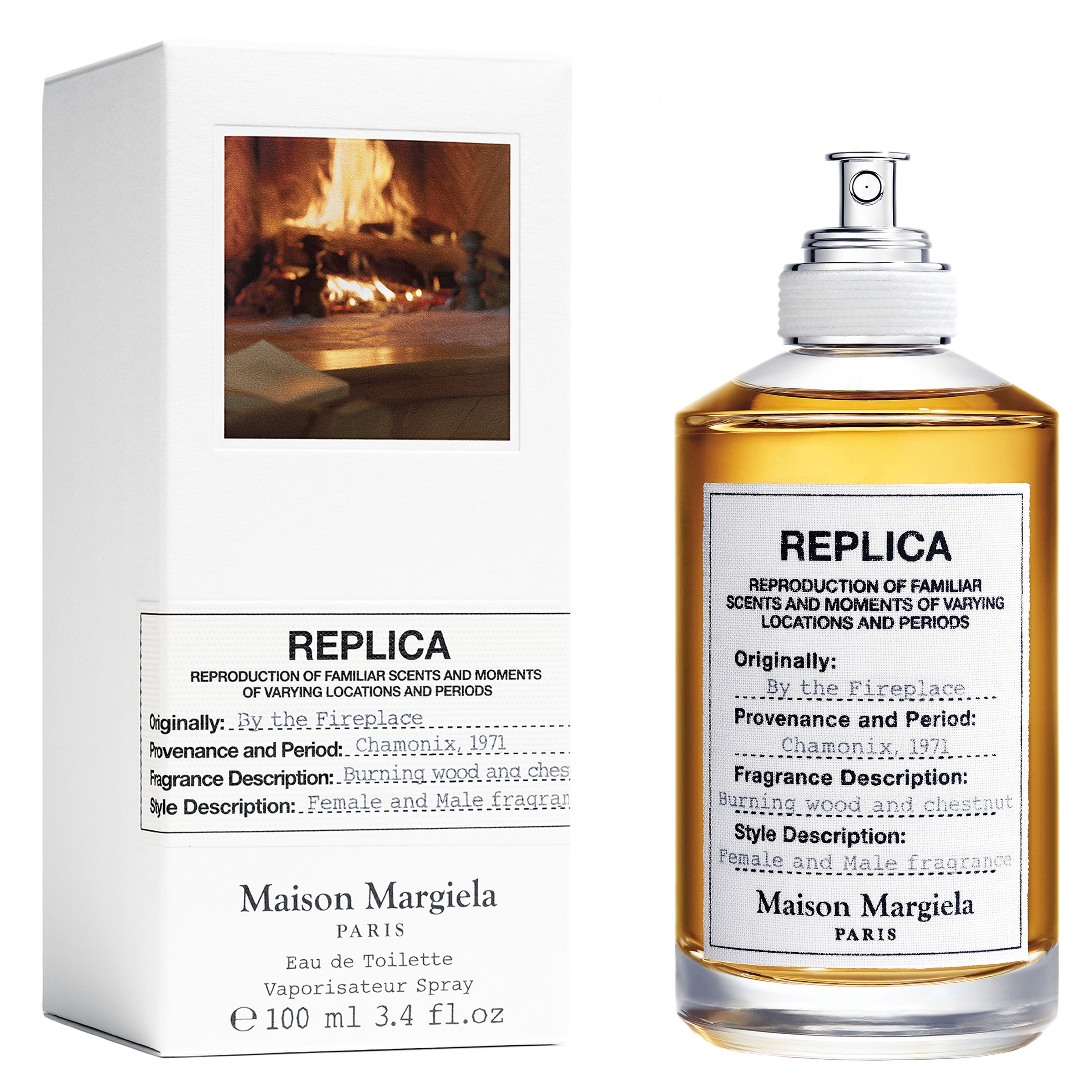 Replica By the Fireplace by Sephora