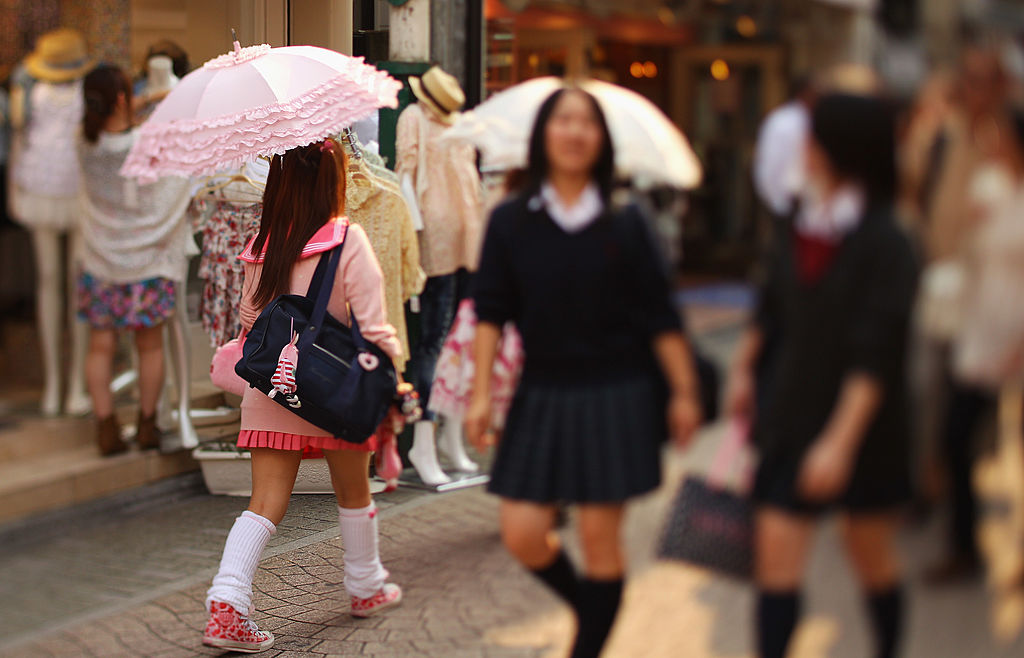 Harajuku: Η συνοικία – τσικλόφουσκα