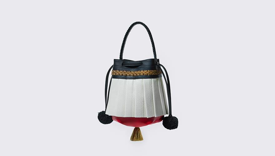 1821 pouch bag by Callista