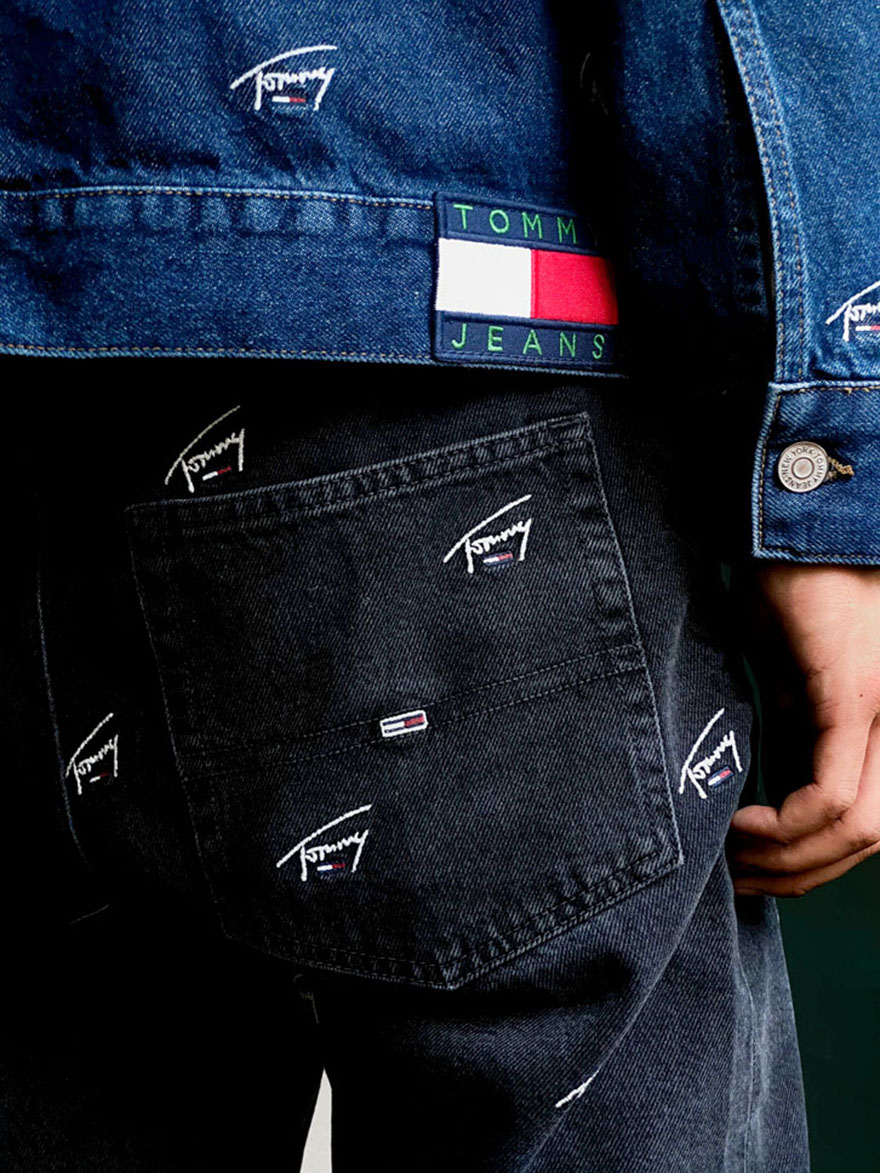 TOMMY JEANS Critter