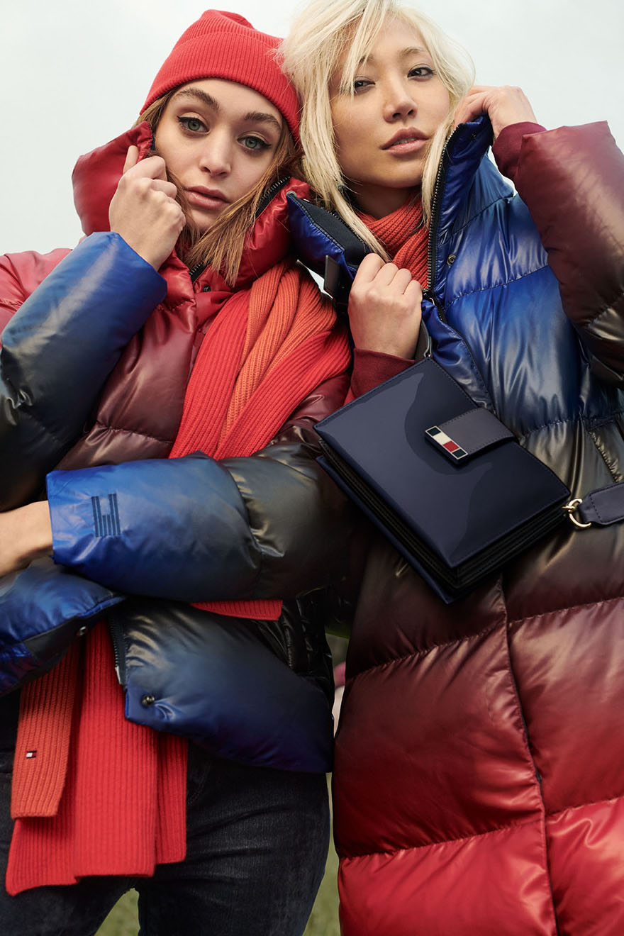 Tommy Hilfiger: Νέα καμπάνια Tommy Icons Fall/Winter 2020