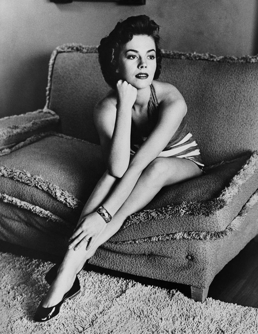 Η ηθοποιός Νάταλι Γουντ